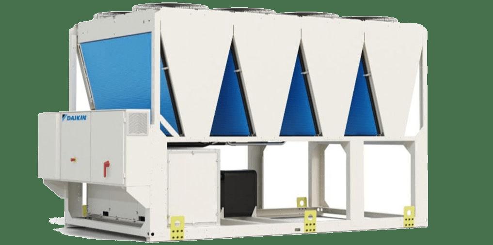 Холодильні машини серії EWAT-B