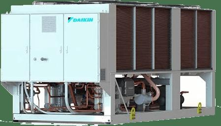 Багатоцільовий блок EWYD-4Z повітря-вода