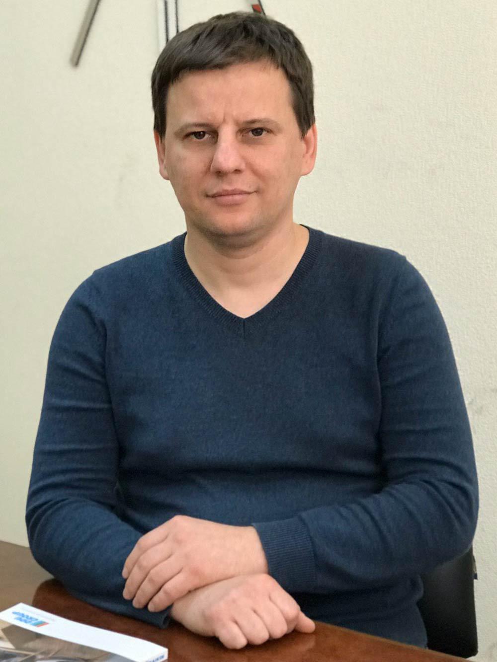 Сергей Петрович Доник