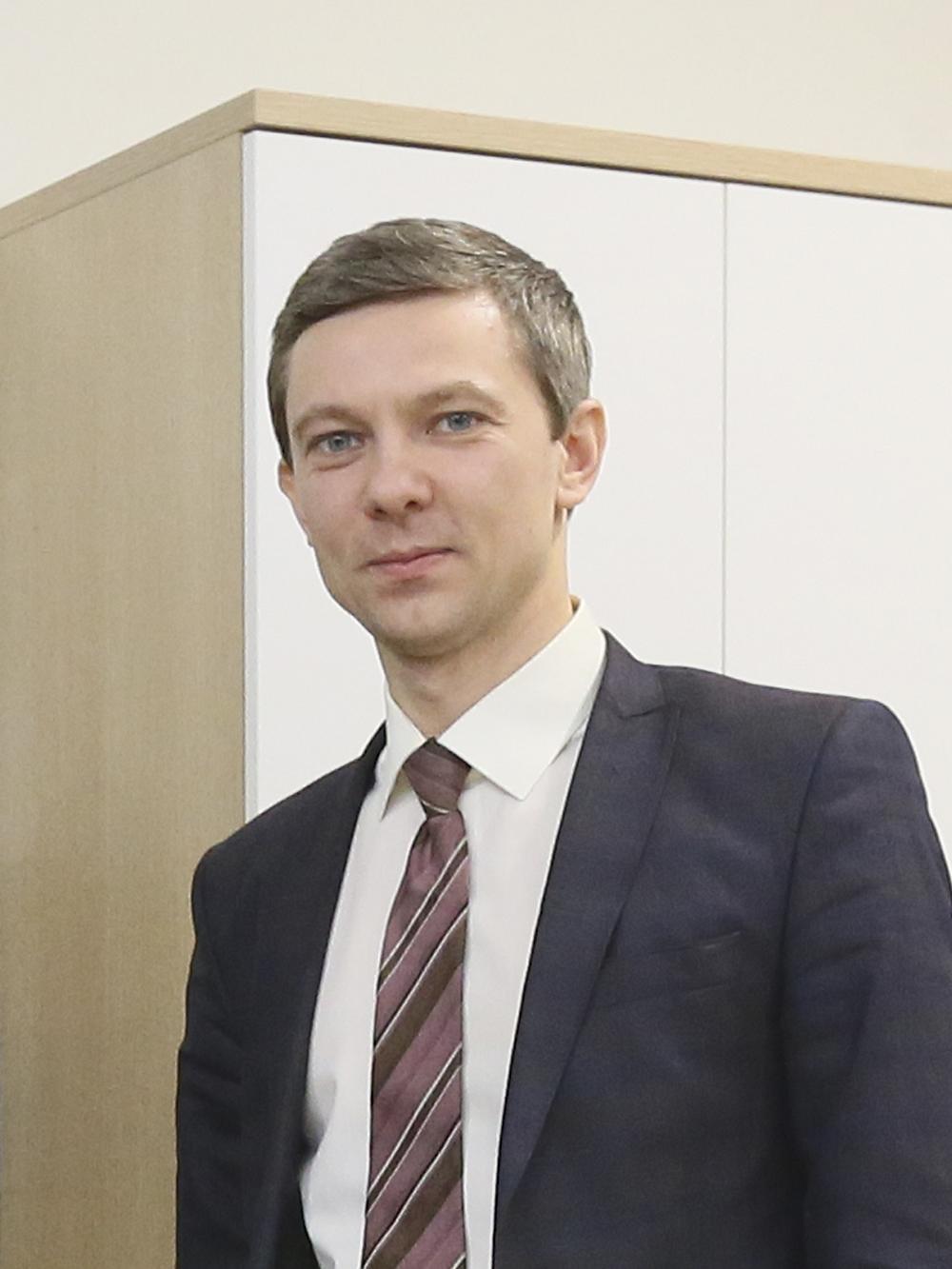 Ігор Юрійович Рижков