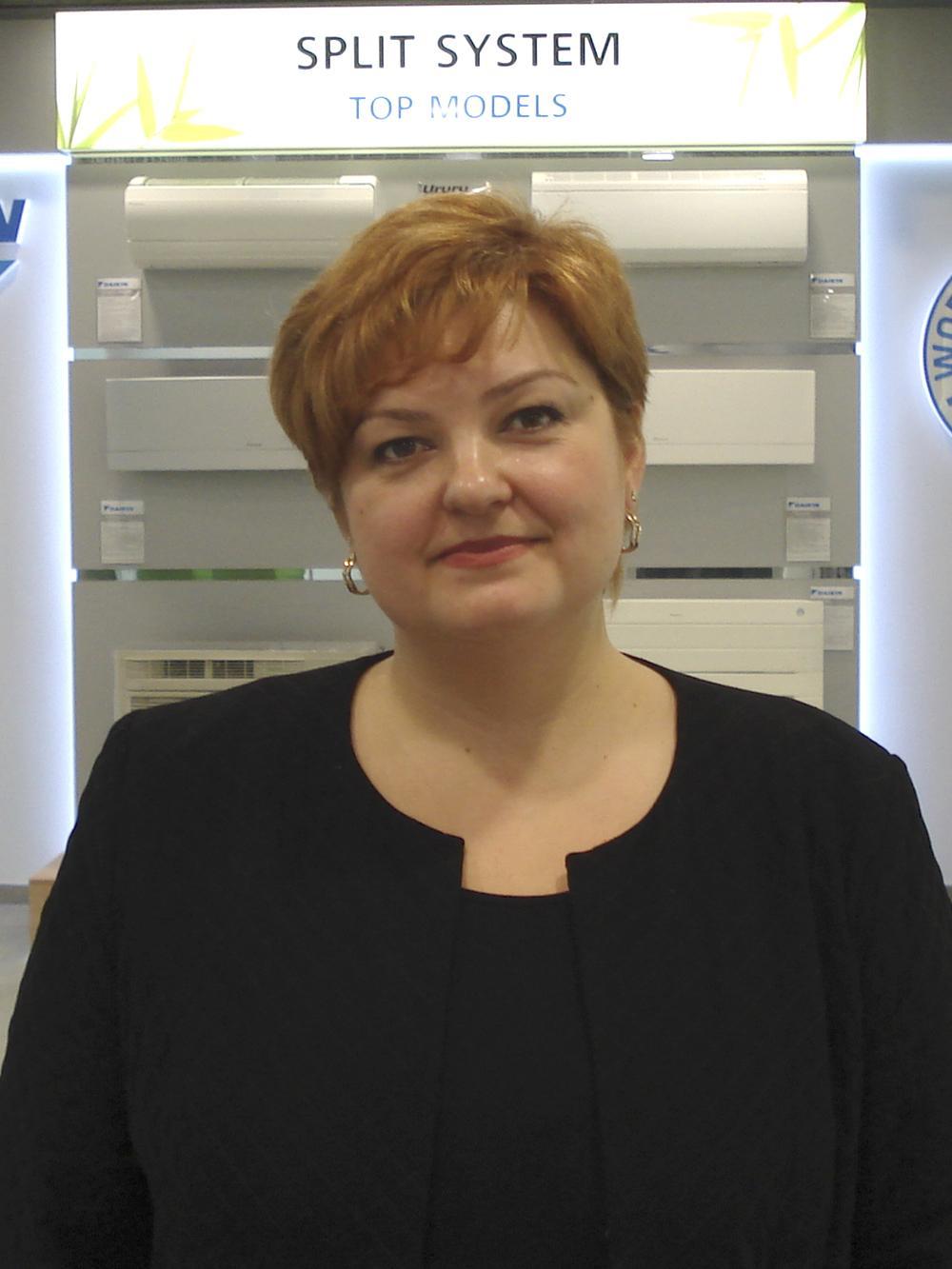 Лариса Витальевна Макаревич