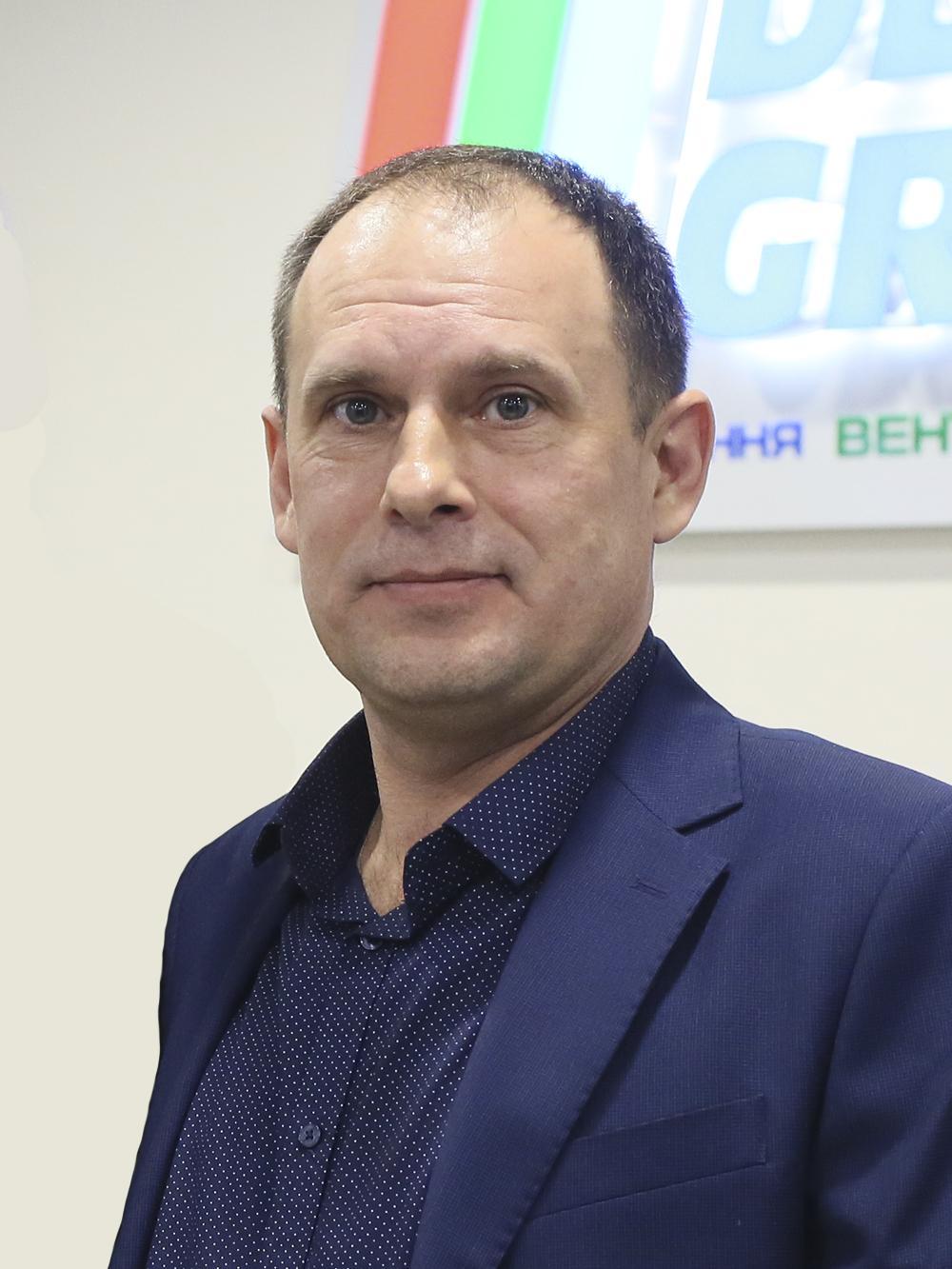 Максим Валерьевич Постников
