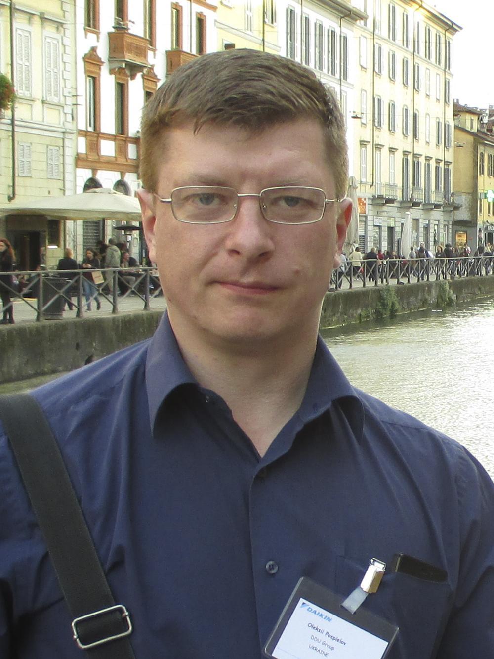 Алексей Сергеевич Поспелов