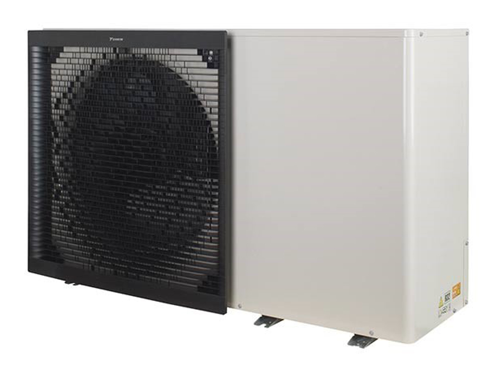 Daikin mini chiller now on R32